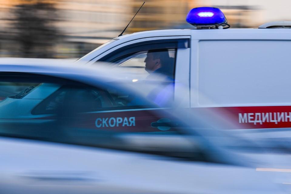В Подмосковье девочку со множеством ранений доставили в больницу