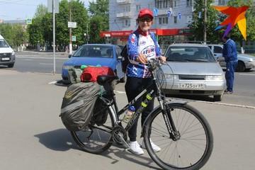 Нарьян-Мар и Крым: 78-летняя тверичанка Юлия Михайлюк отправилась в 24-е велопутешествие