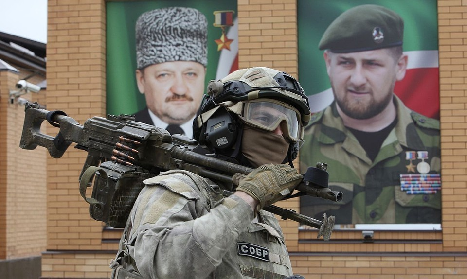 Минфин США ввел санкции против чеченского спецназа «Терек», а также против двух соратников Рамзана Кадырова