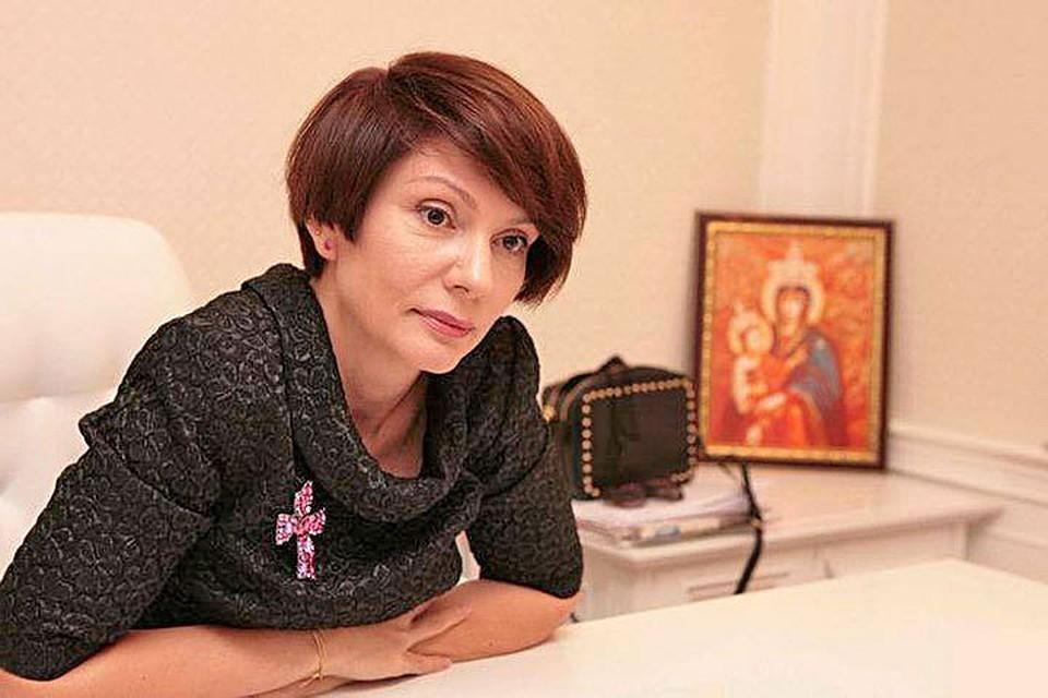 Елена Бондаренко.