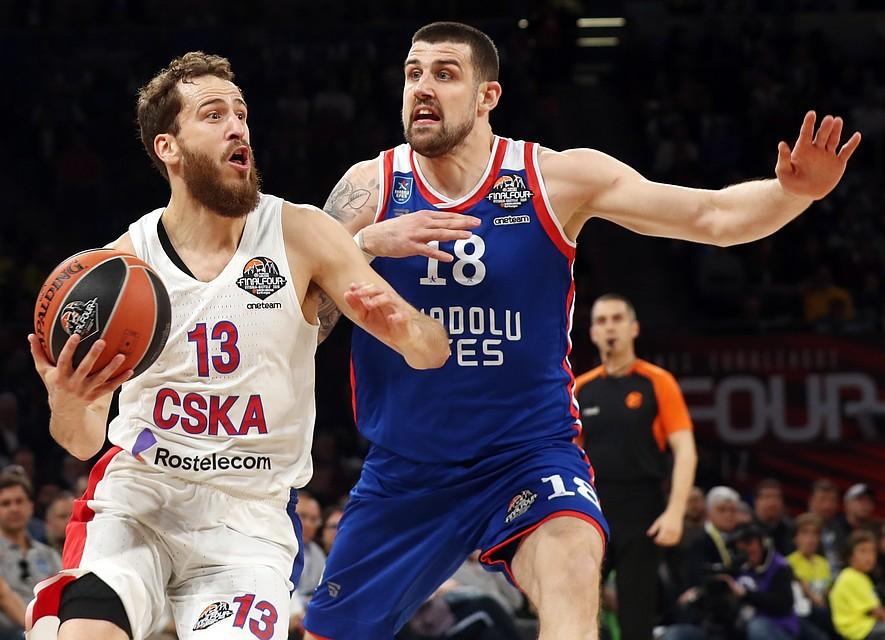 Российский ЦСКА стал четырёхкратным чемпионом Евролиги!