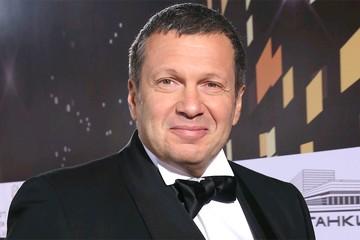 «Говорят, его зовут «Человек-Пельмень»? Хочет прославиться?» Владимир Соловьев - о журналисте, который вызвал его «на дуэль»