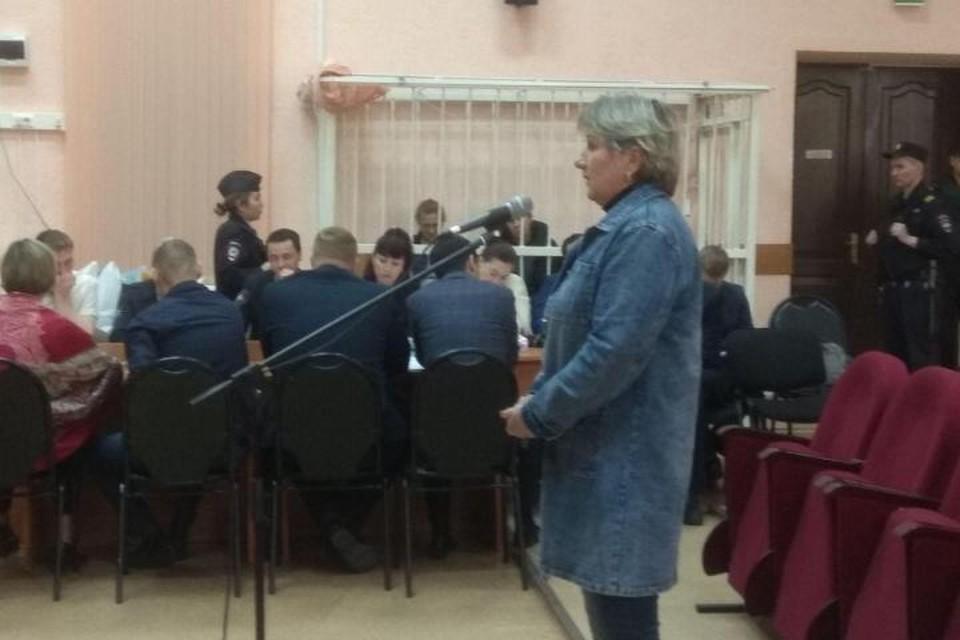Потерявшая дочь и троих внуков кемеровчанка потребовала 20 миллионов рублей компенсации.