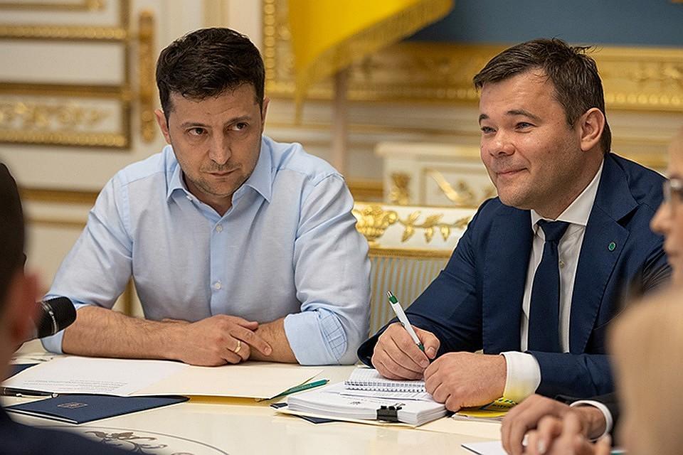 Петиция за отставку главы администрации Зеленского набрала более 25 тысяч голосов