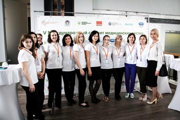 В Краснодаре прошел V Международный саммит медицинских сестер