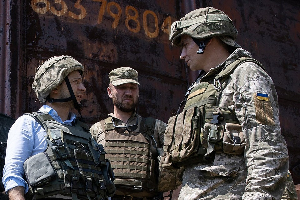 Война Украины на Донбассе носит незаконный характер. Это признала Генпрокуратура Украины