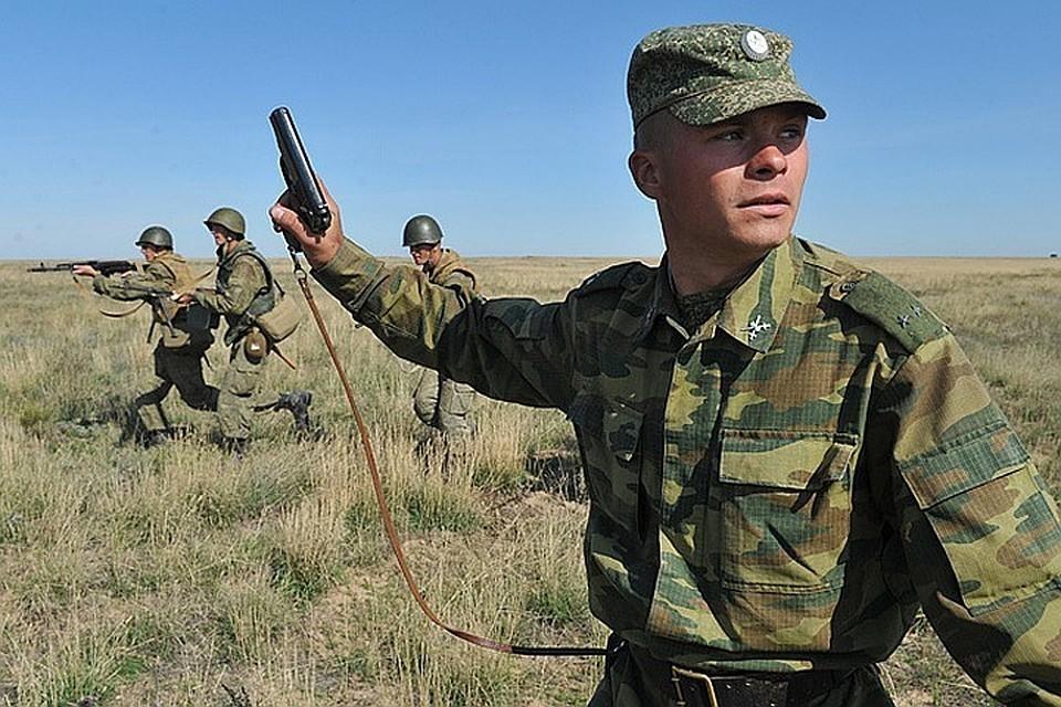 Сухопутные войска получат 2,5 тыс. новых образцов вооружения
