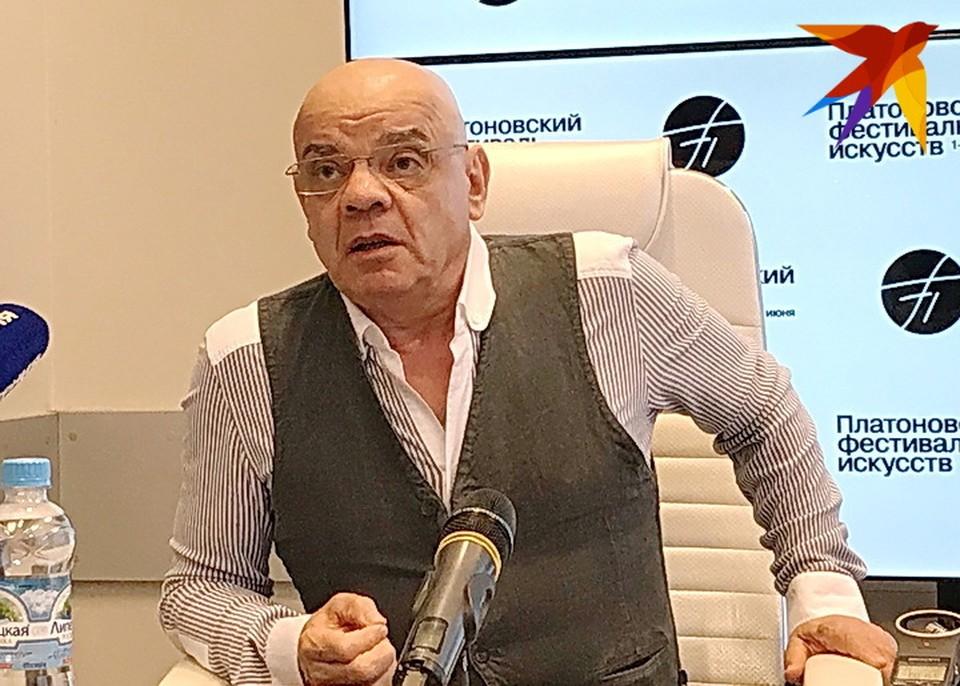 Константин Райкин в Воронеже.