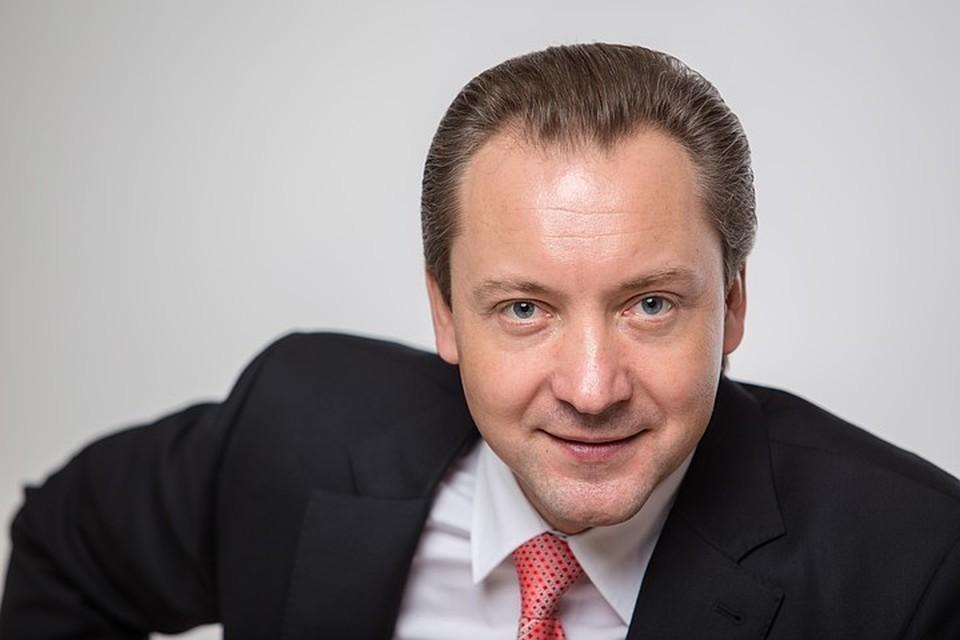 Роман Викторович Василенко, председатель правления жилищного кооператива «Бест Вей», доктор экономических наук.