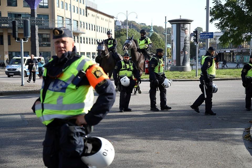 В центре шведского Линчепинга прогремел взрыв