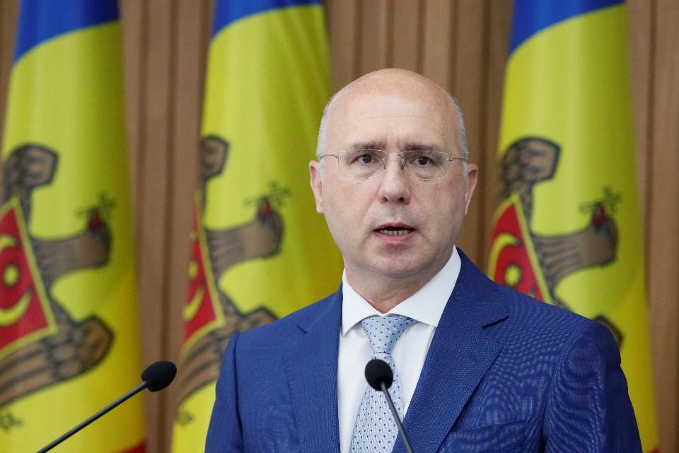 Исполняющий обязанности президента Молдавии Павел Филип подписал указ о роспуске парламента