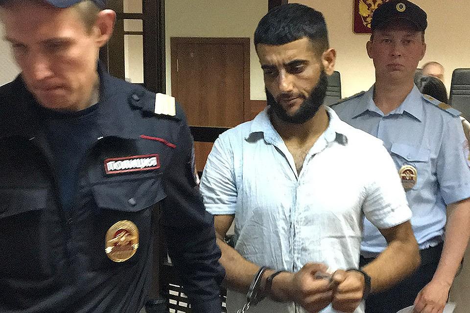 Мирзошавкат Туфалангов - основной подозреваемый в деле об убийстве Сергея Чуева.