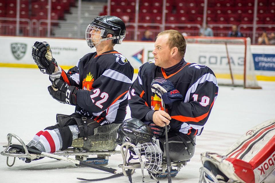 ставки на паралимпийский хоккей
