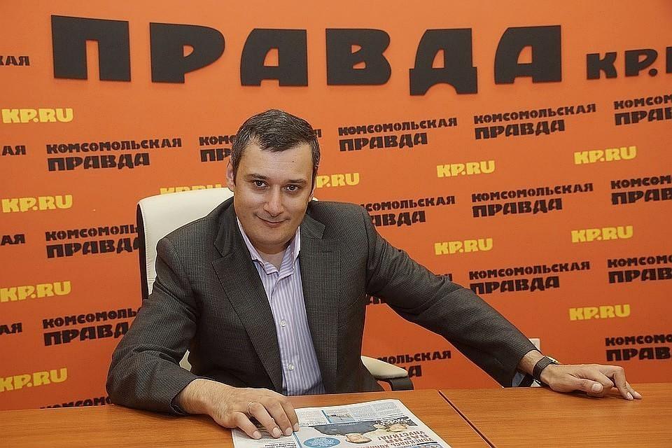 Зампредседателя комитета Госдумы по безопасности и противодействию коррупции Александр Хинштейн