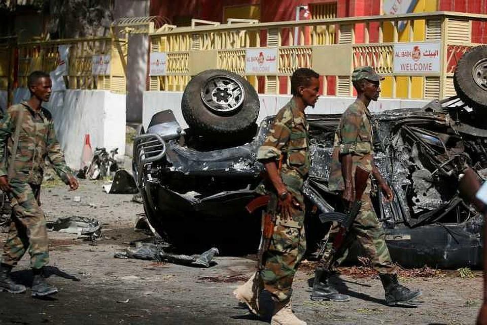 В Могадишо в результате взрыва погибли восемь человек