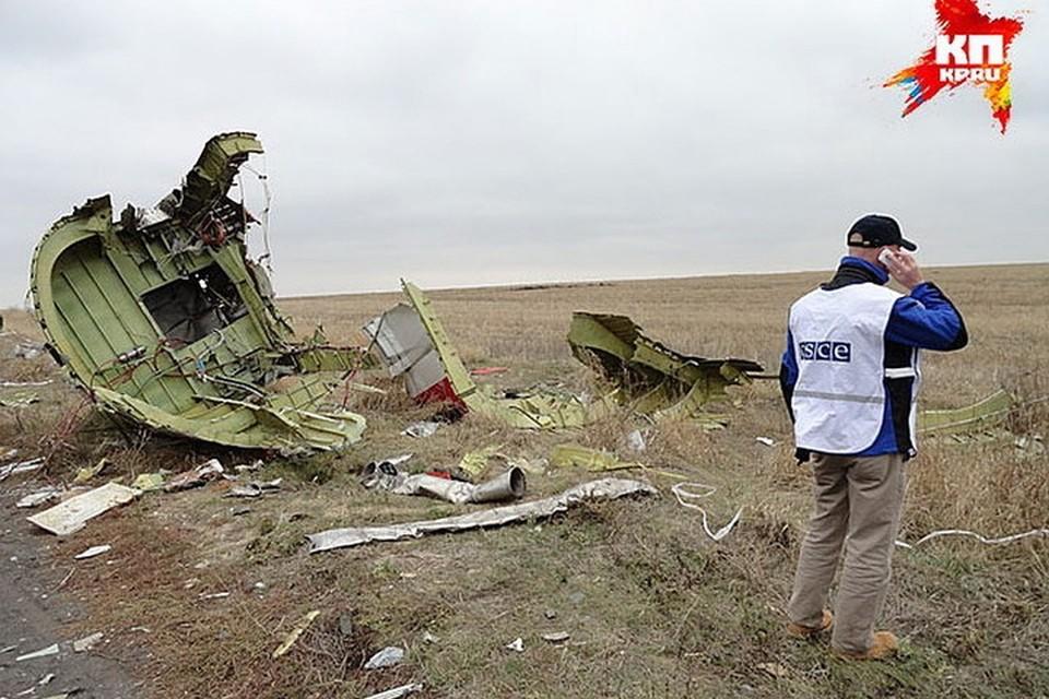 Малайзийский Boeing, в котором 298 человек летели из Амстердама в Куала-Лумпур, потерпел крушение 17 июля 2014 года под Донецком