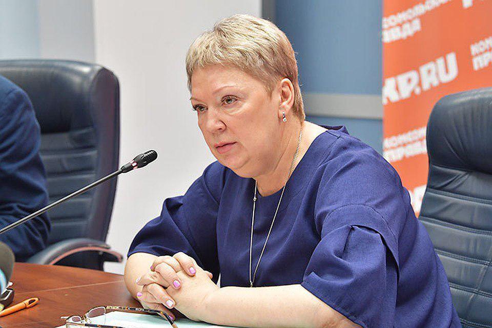 Министр просвещения РФ, известный историк Ольга Васильева