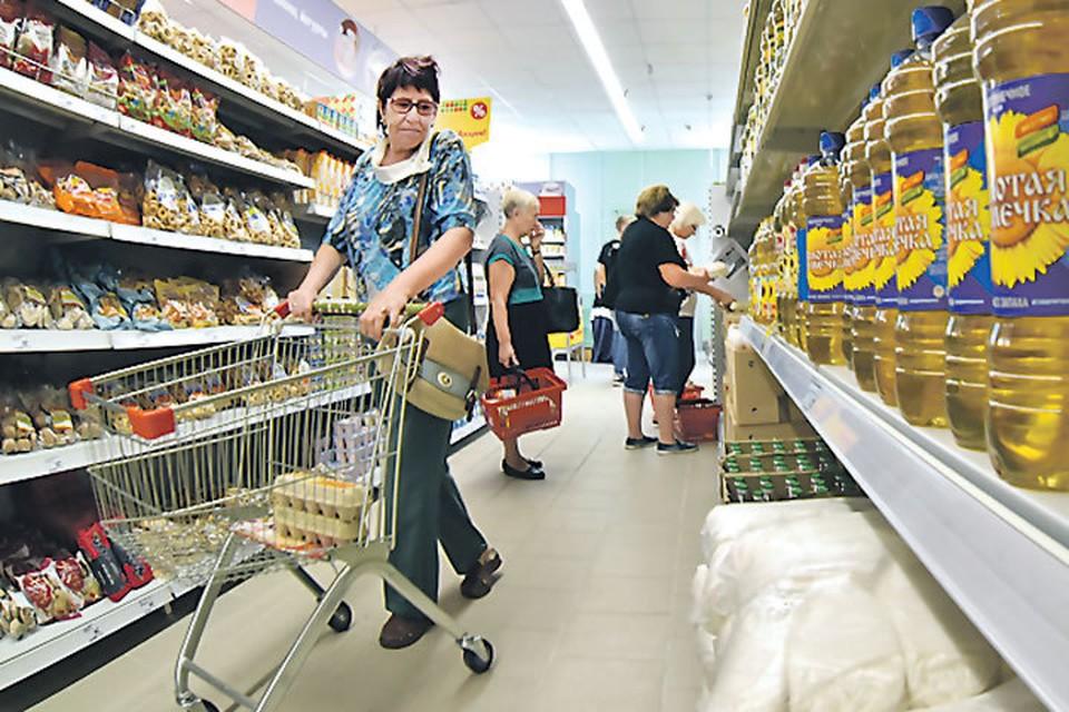 По данным Росстата, в нашей стране 800 тысяч продуктовых магазинов.