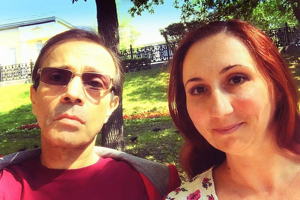 Ольга героически выхаживала смертельно больного мужа