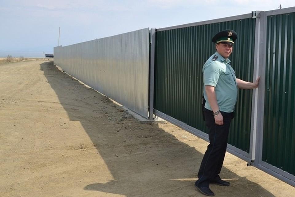Китайский инвестор не смог оспорить запрет на строительство завода по розливу питьевой воды на Байкале. Фото: пресс-служба УФССП России по Иркутской области.