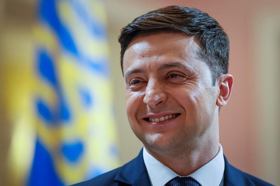 Владимир Зеленский назначил своего «постпреда» в Крыму