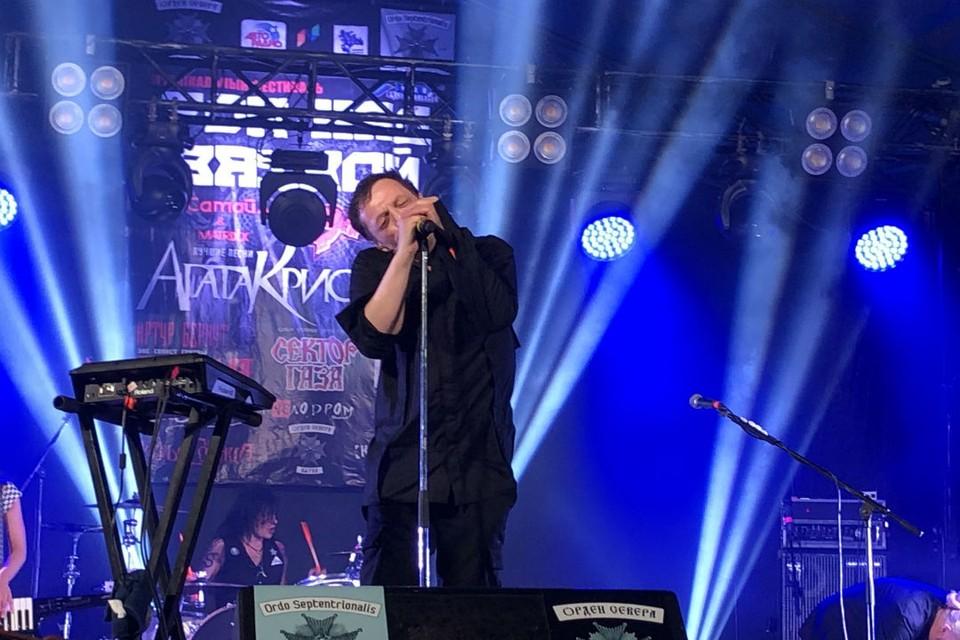 На фестивале «Рок над Вяткой» выступили 36 музыкантов. Фото: Сергей ОРЛОВ
