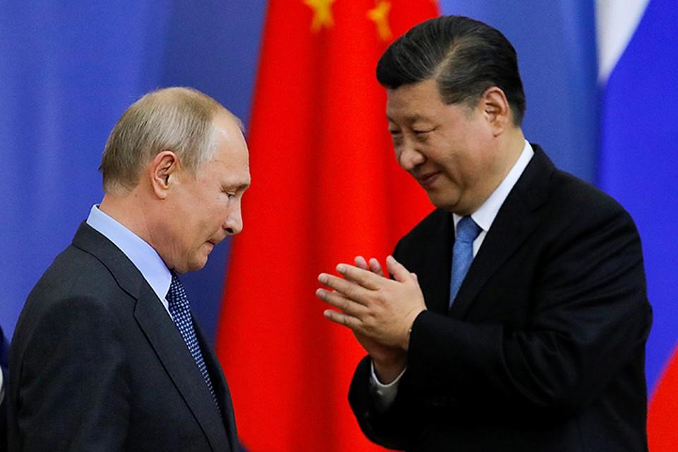 Россия и Китай заключили межправсоглашение о переходе на расчеты в национальных валютах