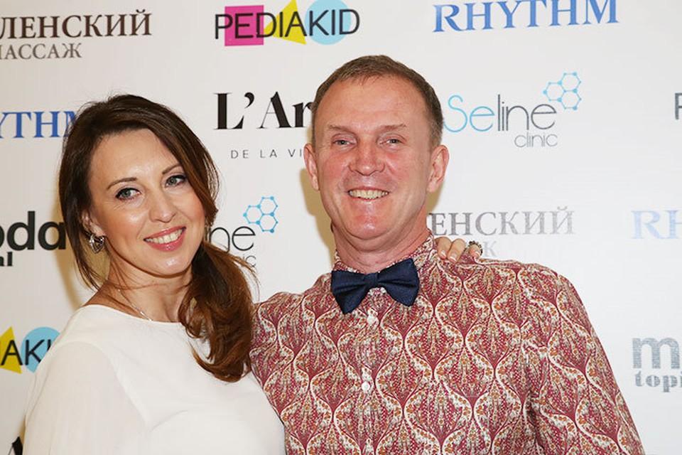 Несколько лет Виктор Рыбин и Наталья Сенчукова борются с раком кожи.