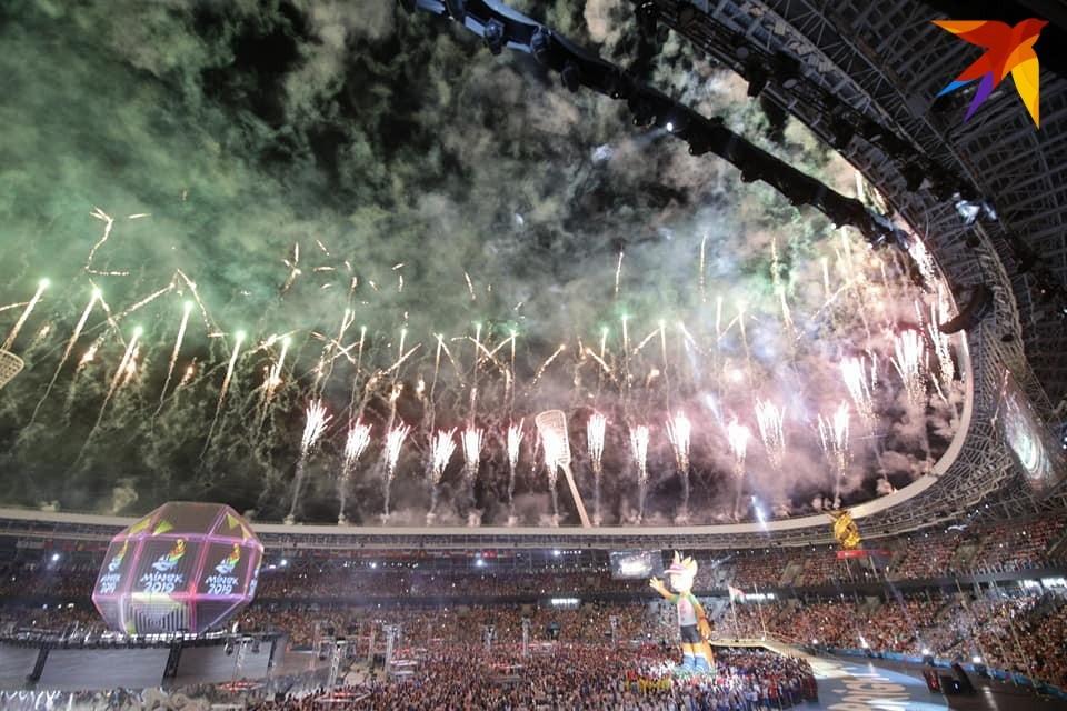 Европейские игры в Минске состоялись!