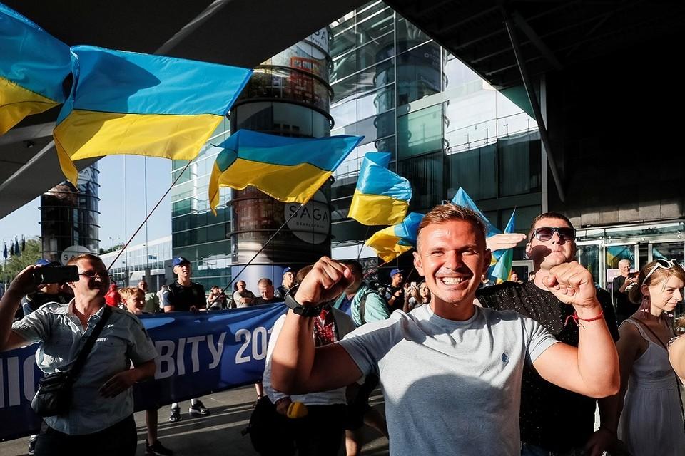 В Киеве говорят, что никто никому уже не верит