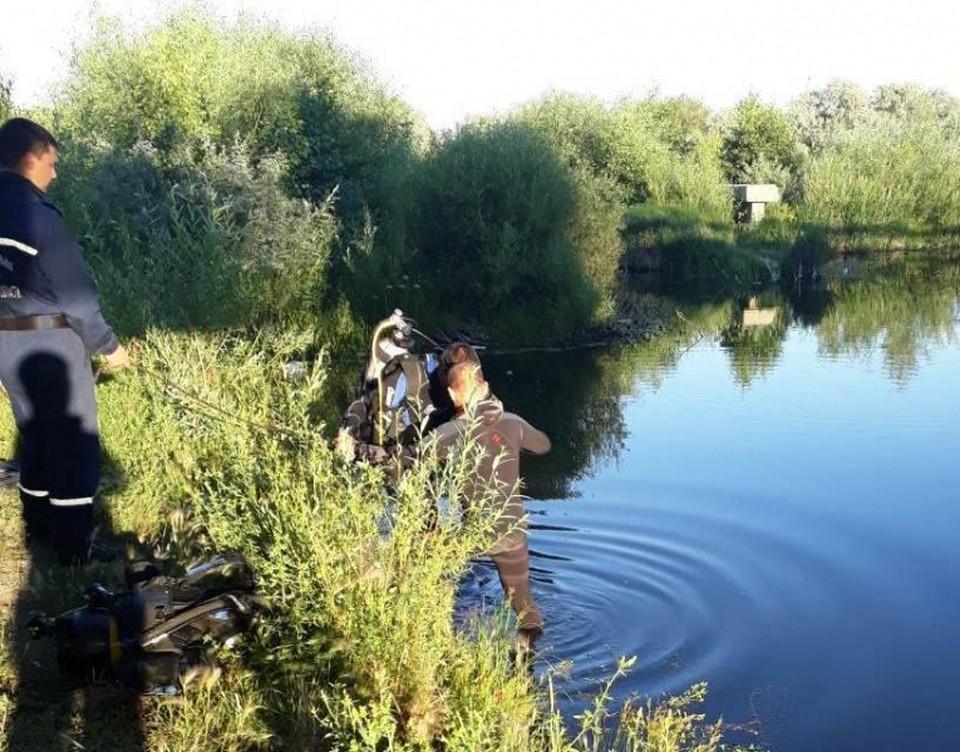 Погибли двое подростков. Фото: ГУ МЧС России по Челябинской области