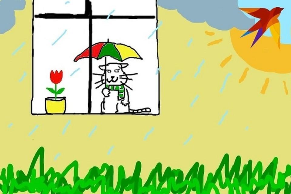 Дожди вновь накроют Верхневолжье