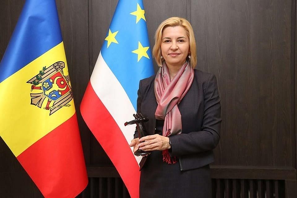 Ирина Влах - башкан Гагаузии: Апелляционная палата утвердила результаты выборов