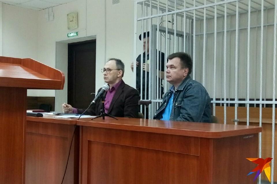 Валерия Лагунова приговорили к четырем годам и двадцати дням общего режима
