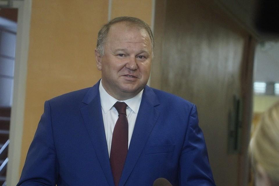 Николай Цуканов шокирован арестом своего помощника