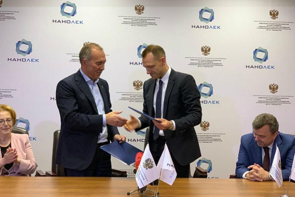 «Инвак» станет примером успешного партнерства между государством и частным предприятием. Фото: правительство Кировской области