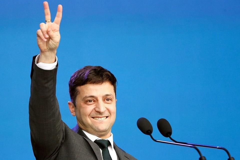 Зеленский потребовал от главы фискальной службы Украины подать в отставку