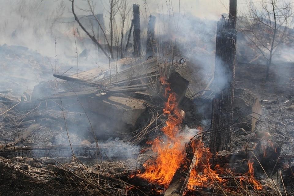 Из-з лесного пожара на хорватском острове Паг эвакуирую житеоей