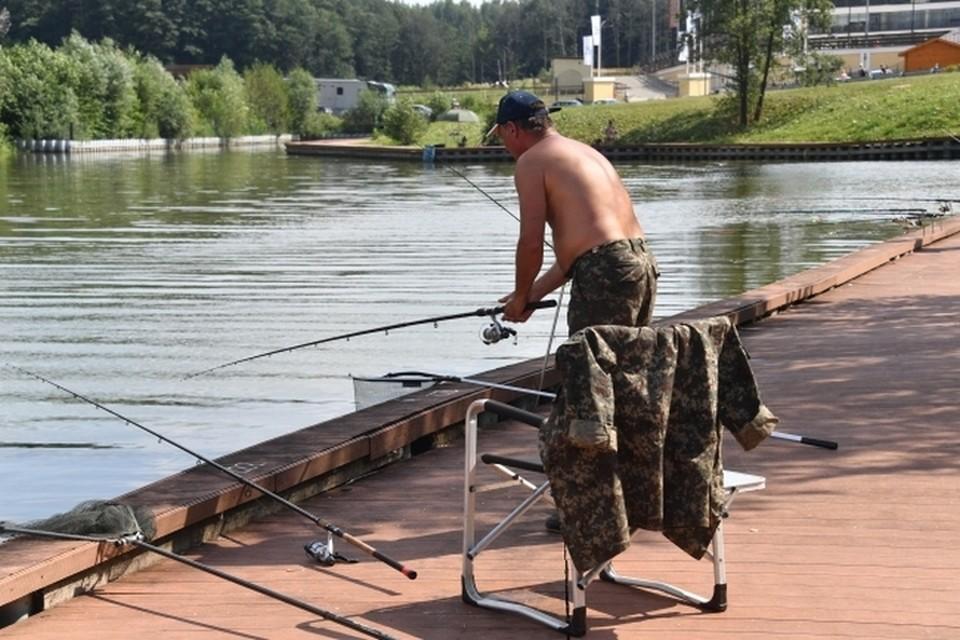Некоторые средства для ловли рыбы теперь под запретом
