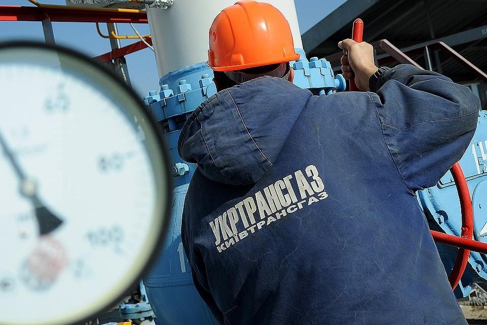 Украине предрекли техногенную катастрофу в случае утраты транзита газа из России. ФОТО Zuma/TASS