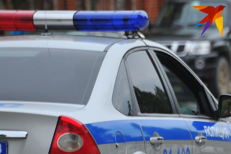 Внимание сотрудников полиции привлекли подозрительные маневры ВАЗа-2109.