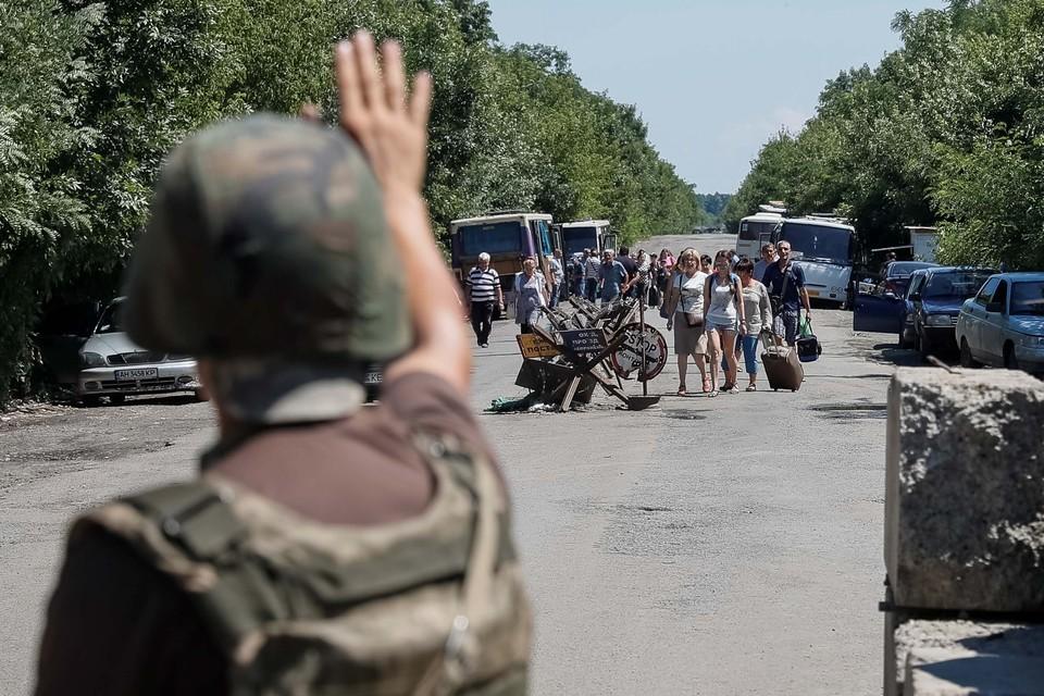 Контактная группа согласовала бессрочное перемирие в Донбассе