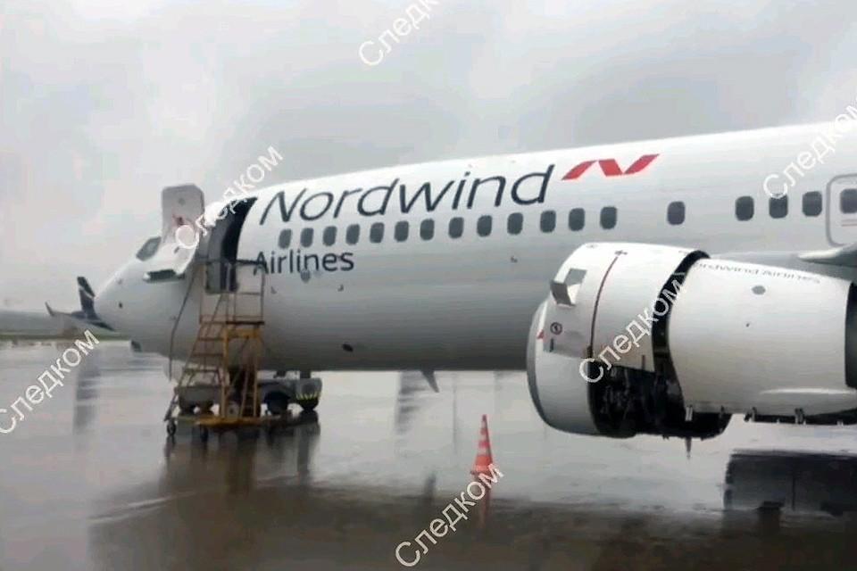 Самолет авиакомпании Nordwind должен был покинуть московский аэропорт в ночь на пятницу.