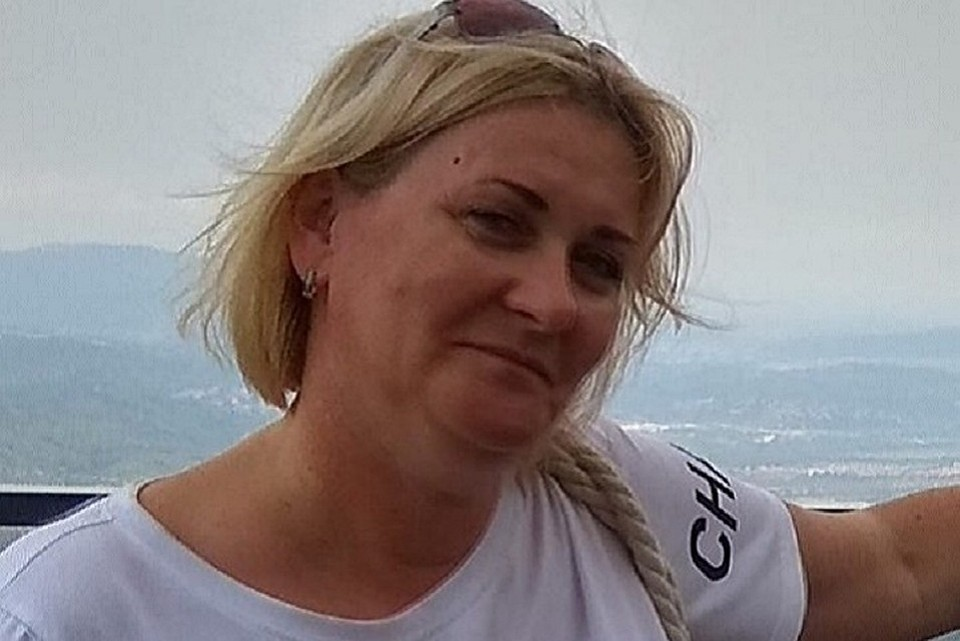 Ольга Хорошун улетела в Израиль под покровом ночи. Фото: предоставлено потерпевшими