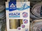 Жаренная и вяленая Иваси появится на прилавках в магазинах России