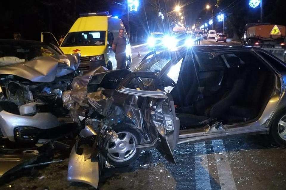 c4421dcc328eb Массовое ДТП в Новороссийске: пострадали пять человек