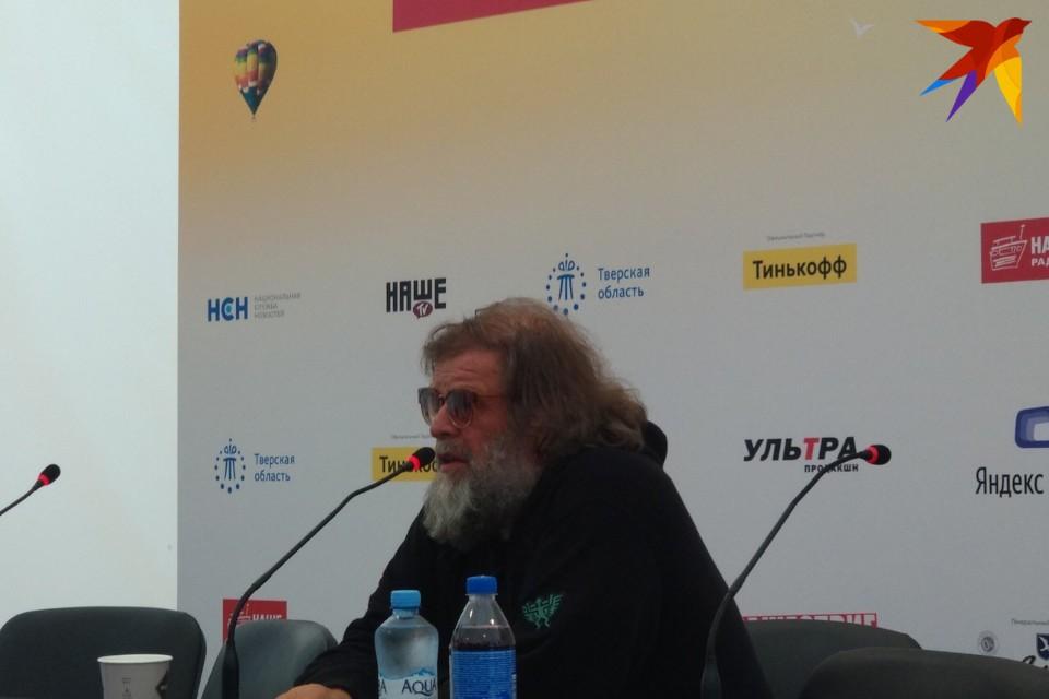"""Борис Гребенщиков на """"Нашествии-2019"""""""