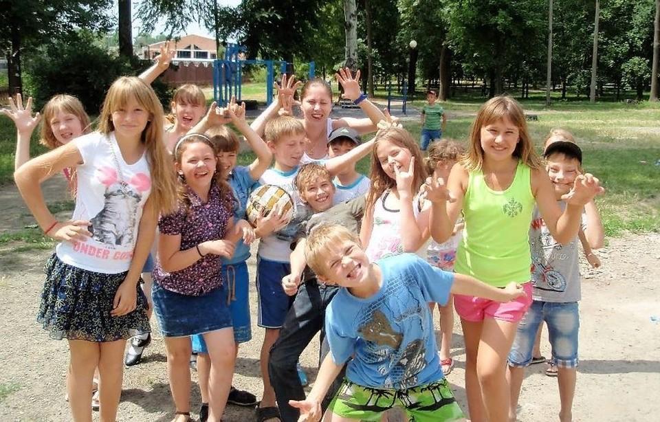 Дети из прифронтовых районов ДНР оздоровятся в Орловской области. Фото: prodonbass.ru