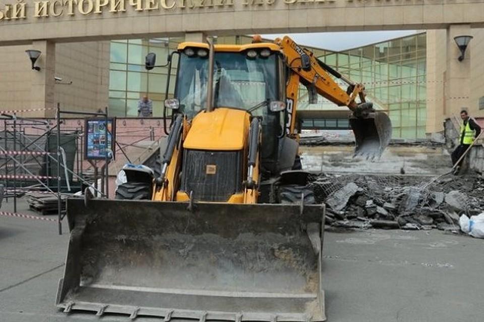 Несмотря на реконструкцию, музей работает в обычном режиме. Фото: министерство культуры Челябинской области