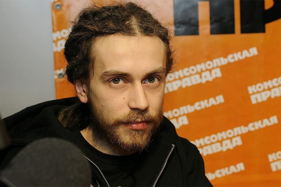 "Кирилл ""Дэцл"" Толмацкий в редакции ""КП"", 2010 год."
